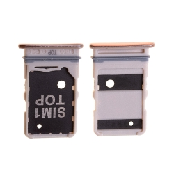 Rack tiroir Or pour carte SIM du Samsung Galaxy A80_photo1