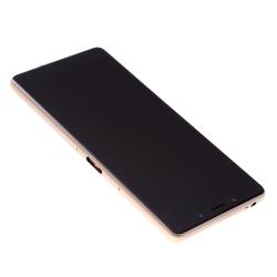 Bloc Ecran Or sur châssis pour Sony Xperia L3_photo3