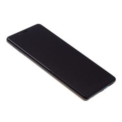 Bloc Ecran Noir sur châssis pour Sony Xperia L3_photo2