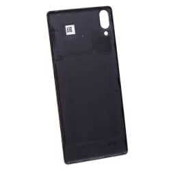 Cache Batterie Noir pour Sony Xperia L3_photo2
