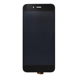Ecran Noir avec vitre avec LCD pré-assemblé pour Xiaomi Mi A1_photo1