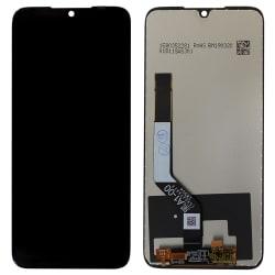 Ecran Noir pré-assemblé avec vitre et LCD pour Xiaomi Redmi Note 7