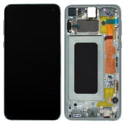 Écran vert prisme neuf d'origine à remplacer pour Samsung S10e_1