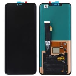 Ecran Noir avec vitre et AMOLED pré-monté pour Huawei MATE 20 PRO_photo1