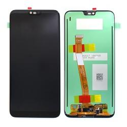 Ecran Noir avec vitre et LCD prémonté pour Huawei Honor 10