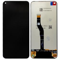 Écran Noir avec vitre et LCD pré-monté pour Huawei Honor View 20