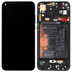 Bloc écran d'origine de remplacement avec batterie pour le Honor View 20 de Huawei_1