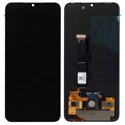 Remplacer l'écran cassé du Mi 9 SE noir de Xiaomi avec Bricophone