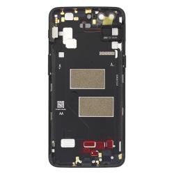 Coque arrière Noire d'origine pour OnePlus 5_photo2