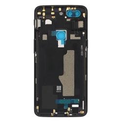 Coque arrière Noire d'origine pour OnePlus 5T_photo2