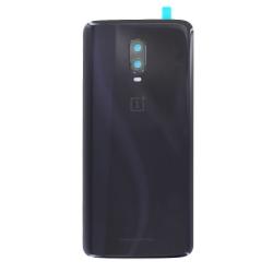 Vitre arrière Noire d'origine pour OnePlus 6T_photo1