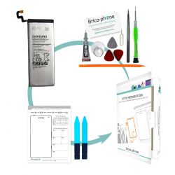 Kit pour remplacer la batterie Samsung Galaxy Note 5 / Note 5 Dual Sim