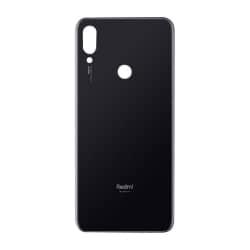 Vitre arrière noire pour Xiaomi Redmi Note 7_photo 1