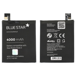 Batterie BLUESTAR pour Xiaomi Redmi Note 3_photo1
