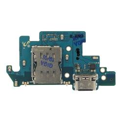 Connecteur de charge USB Type-C, lecteur de carte SIM et micro pour Samsung Galaxy A80_photo1