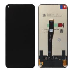 Ecran Noir vitre + LCD pré-monté pour Honor 20_photo1