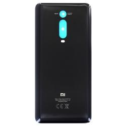 Vitre arrière pour Xiaomi Mi 9T Noir Carbone_photo1