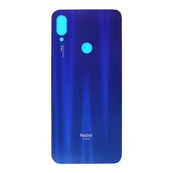 Vitre Arrière Bleue Neptune pour Xiaomi Redmi Note 7_photo1