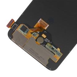 Ecran Noir vitre + Optic Amoled pré-monté pour OnePlus 7_photo2