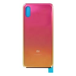 Vitre arrière pour Xiaomi Mi 8 Pro Twilight Gold_photo1