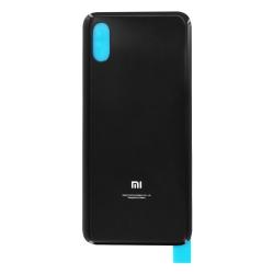 Vitre arrière pour Xiaomi Mi 8 Pro Noir Météorite_photo1