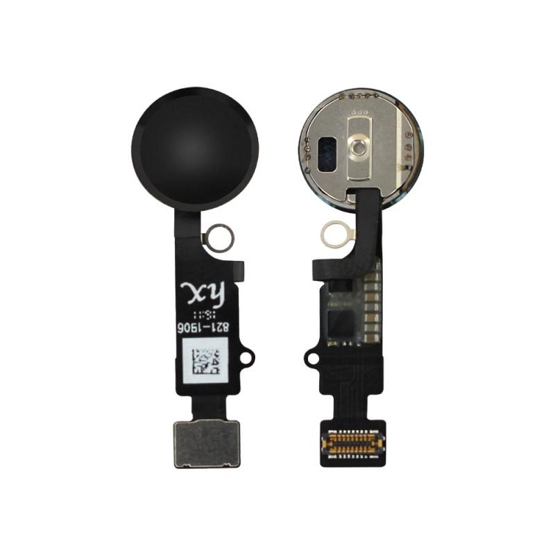 Bouton home Black pour iPhone 7, 7 Plus, 8 et 8 Plus photo 1