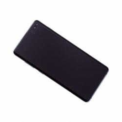 Bloc écran Amoled et vitre pré-montés sur châssis pour Samsung Galaxy S10+ Bleu Prisme photo 0