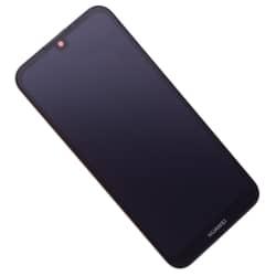 Bloc écran complet pré-monté sur châssis + batterie pour Huawei Y5 (2019) photo 1