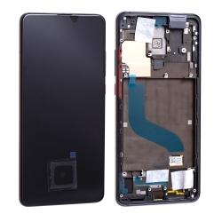 Bloc écran Amoled pré-assemblé pour Xiaomi Mi 9T Noir