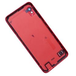 Coque arrière Rouge d'origine pour Samsung Galaxy A10 photo 1
