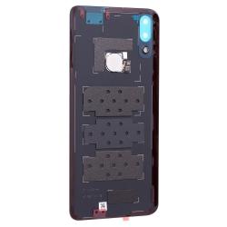 Vitre arrière et lecteur d'empreintes pour Huawei Psmart Z Bleu photo 1