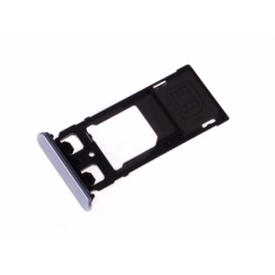 Tiroir SIM pour Sony Xperia X Dual Blanc photo 2