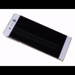Bloc Ecran Blanc sur châssis pour Sony Xperia XA Ultra Dual photo 2