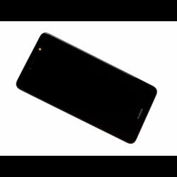 Bloc écran prémonté sur châssis avec batterie pour Huawei Y7 Dual Gris photo 3