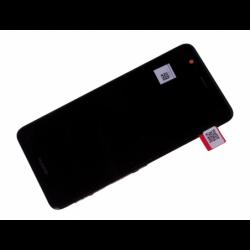 Bloc écran prémonté sur châssis avec batterie pour Huawei Nova Noir photo 2