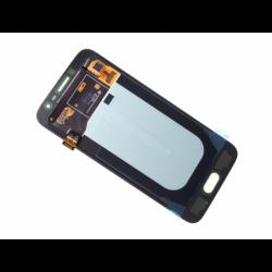 Ecran avec vitre et LCD prémonté pour Samsung Galaxy J2 Pro / 2018 Gold photo 2