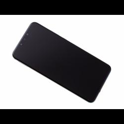 Bloc écran prémonté sur châssis avec batterie pour Huawei Nova 3 Bleu photo 4