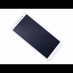 Ecran blanc prémonté sur châssis pour Xiaomi Redmi S2 photo 3