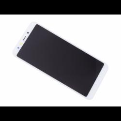 Bloc écran sur châssis pour Xiaomi Mi A2 Blanc photo 1