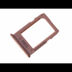 Tiroir SIM pour Samsung Galaxy J4 Plus Gold photo 1
