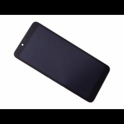 Bloc écran sur châssis pour Xiaomi Redmi 6A Noir photo 2