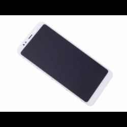 Bloc écran sur châssis pour Xiaomi Redmi 5 Plus Blanc photo 2