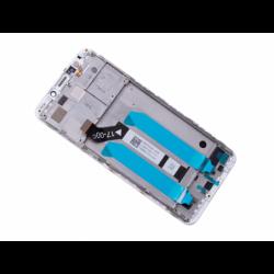 Bloc écran sur châssis pour Xiaomi Redmi 5 Plus Blanc photo 1