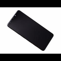 Bloc écran sur châssis pour Xiaomi Redmi 5 Noir photo 2