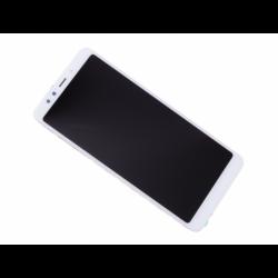 Bloc écran sur châssis pour Xiaomi Redmi 5 Blanc photo 3