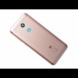 Vitre arrière originale de Xiaomi Redmi 5 Plus Gold photo 4