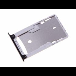 Tiroir SIM pour Xiaomi Redmi 4X Noir photo 2