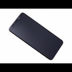 Bloc écran sur châssis pour Xiaomi Redmi 5 Plus Noir photo 3
