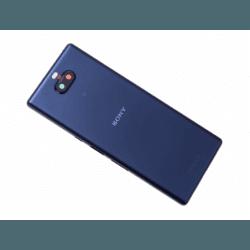 Coque arrière pour Sony Xperia 10 Plus Bleu