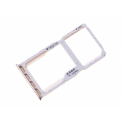 Tiroir SIM blanc pour Huawei P30 Lite photo 0